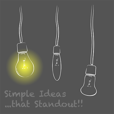 Simple Ideas That Standout
